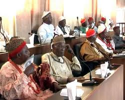 Cross section of traditional rulers