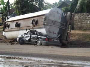 The Iwuru Death Trap In Akamkpa LGA, CRS