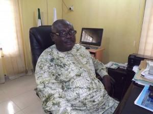 Dr. Okegbe